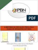 Educação Física No Brasil - A História Que Não Se Conta