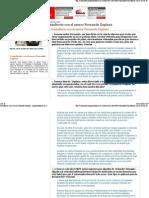 Nueva Fiscalidad de la Vivienda, V Consultorio Chat en La Opinion de Murcia