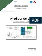 Medidor PH JoseMLT