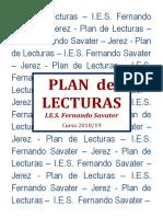 Plan de Lecturas 18-19