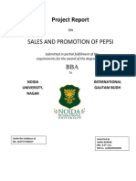 niu pepsi project report.docx