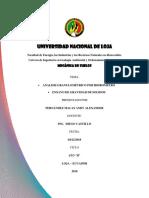 •ANALISIS GRANULOMÉTRICO POR HIDROMETRO yENSAYO DE GRAVEDAD DE SOLIDOS