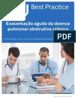 Exacerbação Aguda Da Doença Pulmonar Obstrutiva Crônica