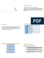Audb433 Internal Auditing