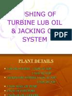 Turbine flus