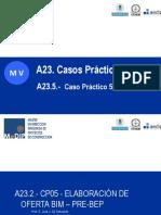 a23.5.- Cp05.- Oferta de Servicios Bim.