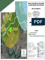 Mapa de Riesgos Identificados de Acacias Meta