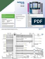 Nokia x3-02 Rm-639 Service Schematics v1