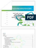 HEALTHCARE PROFESSIONALS licensing standards.pdf