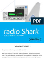 Radio SHARK for Mac Manual 2 0 0