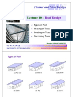 Lecture 10-Roof Design