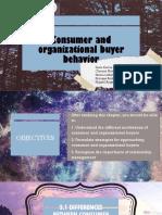 Chapter 3 - Consumer and Organizational Buyer Behavior