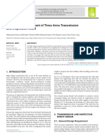 25905608-Design and Development of Three Arms Transmission Line Inspection Robot