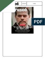 Revista Crusoé Censurada