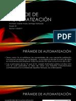 Pirámide de Automatización