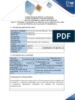 Guía de Actividades y Rubrica de Evaluación- Fase 3- Preparar y Presentar Un Informe Con La Solución de Cada Uno de Los Modelos de Inventario Probabilístico.-1