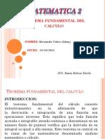 Hernandez Teorema fundamental del calculo.pptx