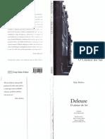 BADIOU, Alain. Deleuze. O Clamor do Ser.pdf