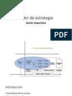 TALLER DE ANÁLISIS SECTOR COMERCIAL