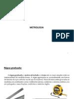 Metrologia - Resumo