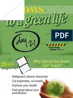 21 Days to a Green Life