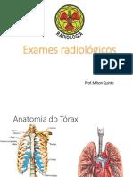 6 Exames radiológicos