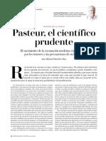 Pasteur, El Científico Prudente - Sánchez Ron