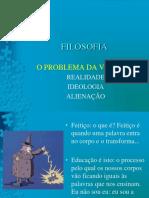 FILOSOFIA - Verdade e Ideologia - EAD