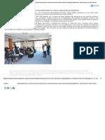 Funcionarios de La Corte de Apelaciones de Talca Participaron en Charla Sobre Eficiencia Energética - Noticias Del Poder Judicial