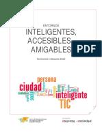Entornos Inteligentes, Accesibles y Amigables