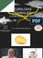Neuralgias craneales