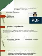 Materiales y Maquinaria