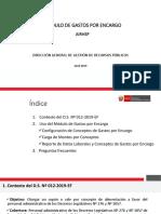 Ley de Presupuesto 2019_30879_Principales Lineamiento DEFINITIVO