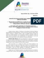 03 Boletín Acopio de Arboles Navideños Naturales 2019 (207-2017-2019)