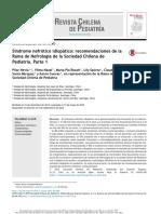 Sd Nefrotico en Pediatria