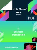 a little slice of asia - justin hoyt