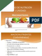 Macro nutrientes
