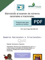 examensoloracionaleseirracionales-120626164114-phpapp01