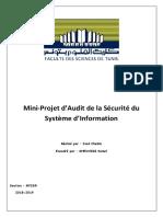 Mini-projet-Audit de la securité du SI.docx