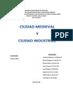 137860163 Arquitectura y Urbanismo Trabajo de Ciudad Medieval