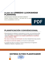 Plan Intermedio