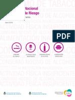 Encuesta Nacional de Factores de Riesgo del Indec - 2018