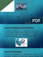 Gobierno electrónico en Bolivia
