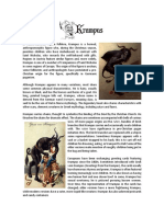 Krampus (Reading Comprehension