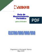Servicio Clc 800
