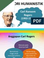 Teori Humanistik Carl Rogers