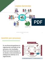 Mapeo y Caracterización de Procesos