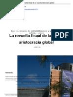 La Revuelta Fiscal de La Nueva Aristocracia Global a14714