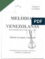 Melodías Venezolanas- Carlos Cordero.PDF
