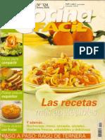Cocina Facil 124 Las recetas mas apetecibles.pdf